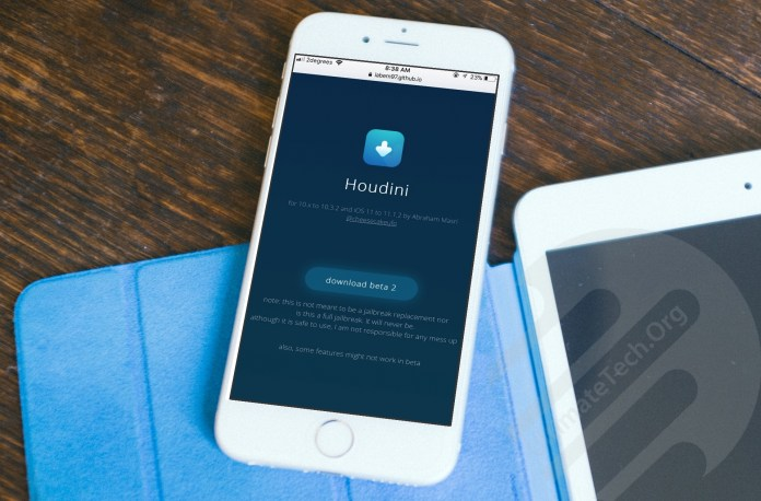 How to Semi-Jailbreak up to iOS 11.1.2? [Houdini]