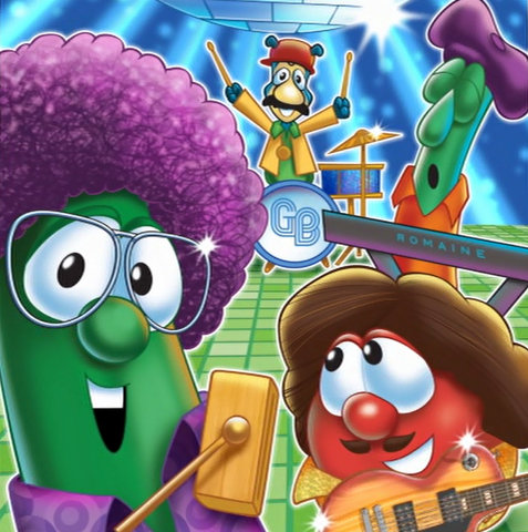 The Ultimate VeggieTales Web Site Meet The Cast And