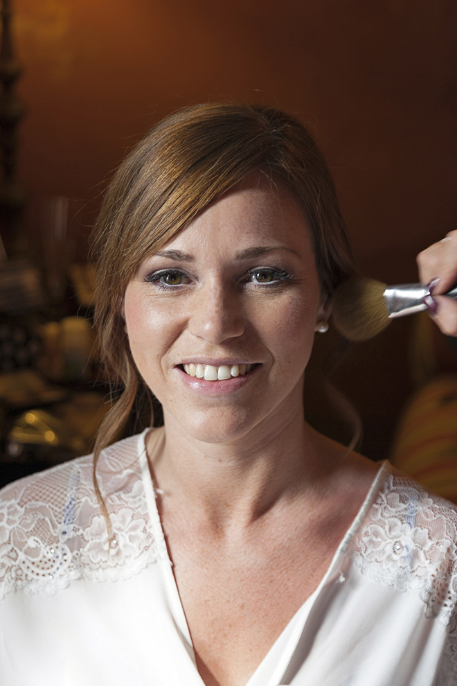 Bridal make-up | Lake Como Wedding | Belle Momenti Photography