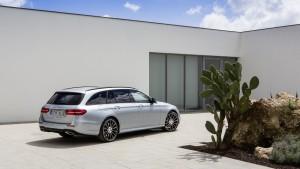 Mercedes Classe E SW (Quattroruote.it)