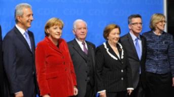 CDU Landesverband Sachsen / Empfang zum 80. Gebutstag von Kurt Biedenkopf/ 29. Januar 2010 / ICC Dresden / Foto: Thomas Kretschel