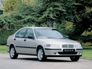 Rover 400 (Google)