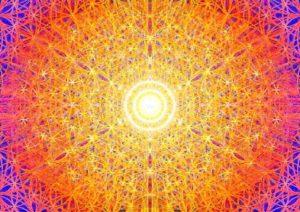 I màndala come simboli spirituali antichissimi, stupendi vortici di colori e forme