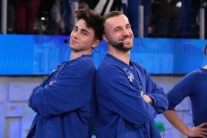 Andreas e Riccardo - Amici 2016 - Fonte foto: images.davidemaggio.it