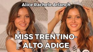 Miss Italia 2017 - Alice Rachele Arlanch