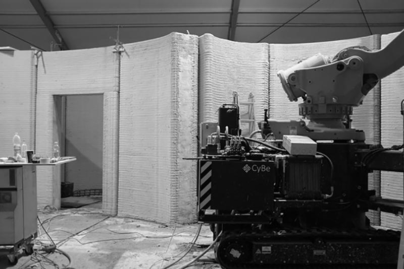 Milano in costruzione la prima casa realizzata con stampante 3d - Agevolazioni costruzione prima casa ...