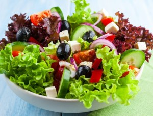insalata in busta a rischio salmonella
