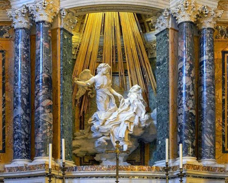 Cappella-Cornaro-Bernini