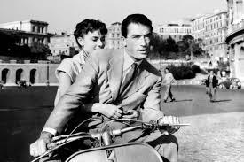 Audrey Hepburn e Gregory Peck, Vacanze romane (1953)
