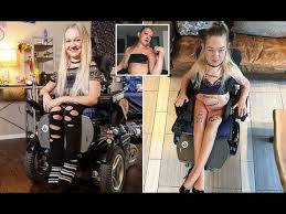 Disabled body are fire
