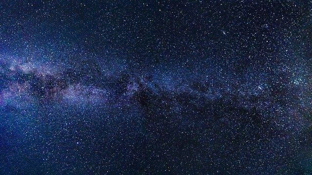 Quanto è grande la Via Lattea