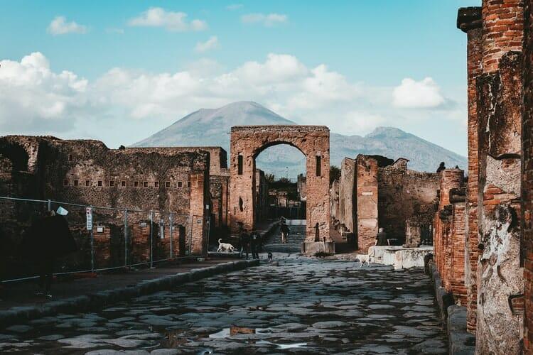 reperti rubati Pompei