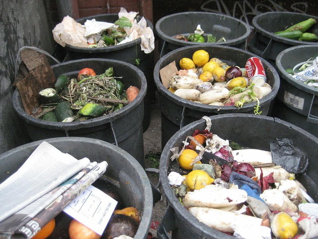 Cibo sprecato in Italia, spreco alimentare