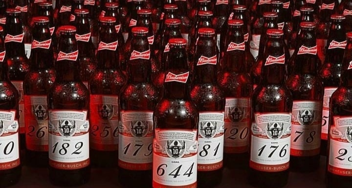 messi birra