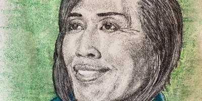 Prima giornalista transgender Gina Chua