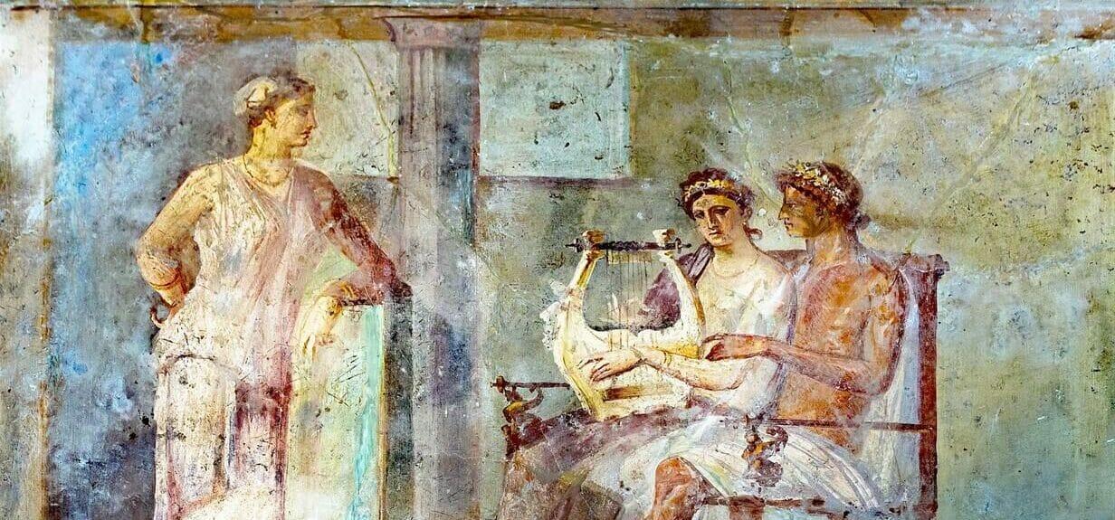 Meleagro di Gadara, poeta d'amore e finissimo erudito, si confrontò con la tradizione lirica greca
