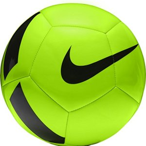 Nike Nk Ptch Team Pallone Unisex Verde Electric Green  Black 5
