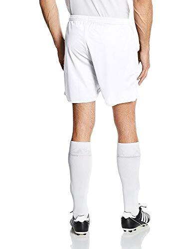 Adidas Parma 16 Sho Wb Short per Uomo BiancoBlu BiancoNero IT  M Taglia produttore  M