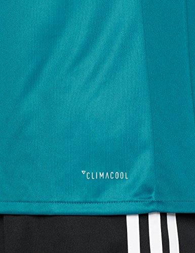 adidas Real 3 JSY Maglietta Uomo BluAzzurroBianco M
