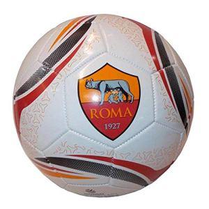 AS Roma Pallone Ufficiale Mondo in Cuoio Misura 5 Size Magica PALRMCU242