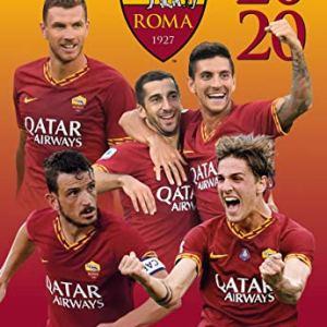 calendario ROMA 2020 prodotto ufficiale cm 29x42