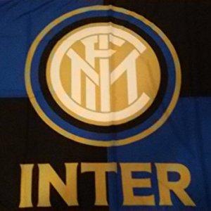 FCInternazionale Bandiera Inter Ufficiale Grande cm100x140