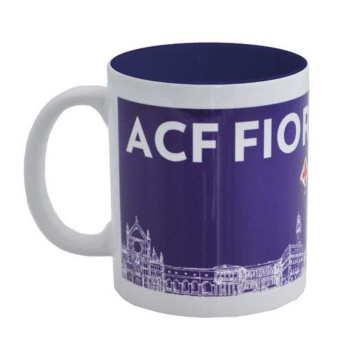 Giemme articoli promozionali  Tazza Mug Skyline Fiorentina Prodotto Ufficiale Idea Regalo Calcio