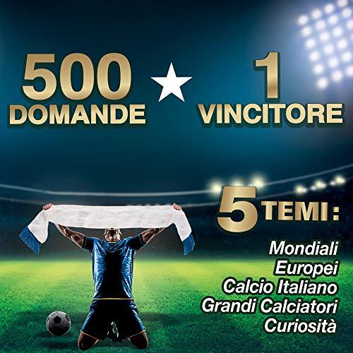 Grandi Giochi GG01319 Calcio Quiz Multicolore