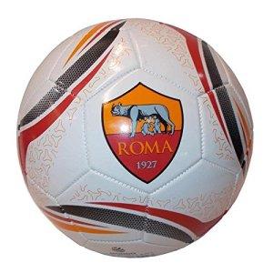 Mondo 13242  Roma AS Pallone di Cuoio da Calcio Misura 5