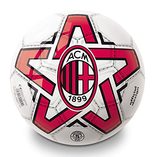 Mondo Toys  Pallone da Calcio AC Milan per bambinabambino  Colore rossonero  06173