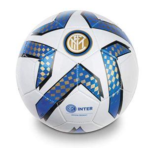 Mondo Toys   Pallone da Calcio cucito FC Inter Pro  size 2  150 g  Colore neroazzurrobianco  13782