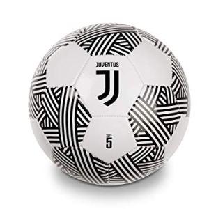 Mondo Toys  Pallone da Calcio cucito Juventus FC uomo  size 5  350 g  Colore BiancoNero  13212
