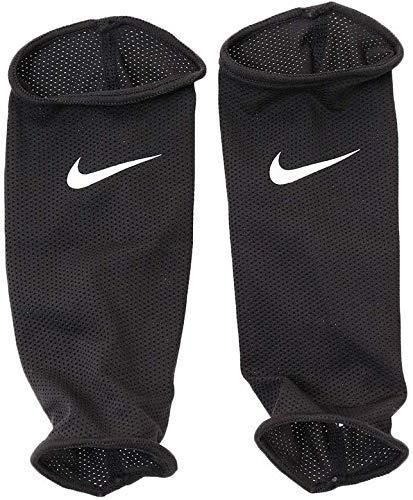 Nike Mercurial Lite Parastinchi Unisex  Adulto BlackBlackWht M