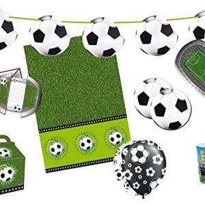 Pacchetto per feste a tema calcio