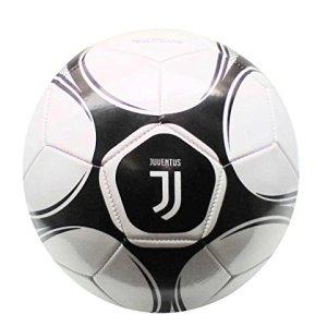 Pallone di Cuoio da Calcio Juventus FC LOGO NUOVO 2018