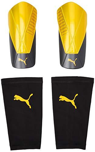 Puma ftblNXT Team Sleeve Parastinchi Calcio UnisexAdult Ultra Yellow Black XL