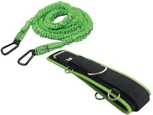 Schildkrt Fitness Speed Trainer Pro Cintura ed Espansore in un Set Allenamento di Velocit 960073