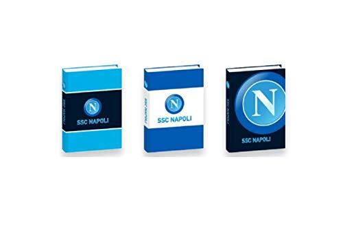 Seven Spa Diario Napoli SSC 12 Mesi 12x16