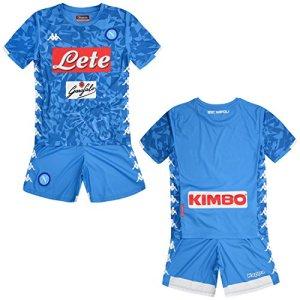 SSC Napoli Kit Gara Home 20182019 Bimbo Azzurro 5 anni
