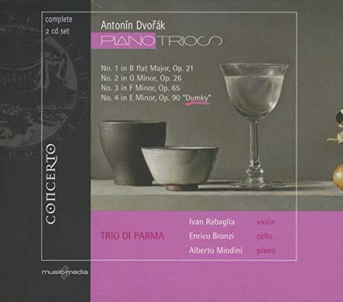 Trii Per Pianoforte E Archi IntegralePiano Trios Nos 14 Complete