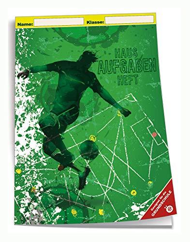 Trtsch Verlag 201842N  Quaderno per la scuola elementare formato DIN A5 96 pagine con busta trasparente extra forte