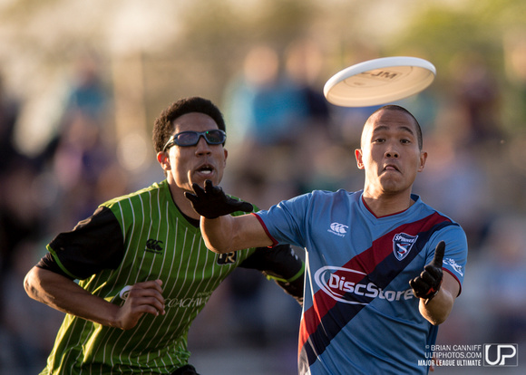 UltiPhotos: MLU Week 3 Top Photos - 2015 &emdash; NYC Rumble @ PHL Spinners - MLU - 5/2/15