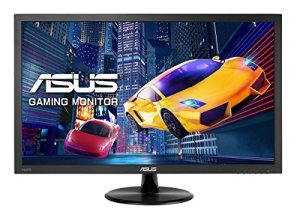Asus VP228H Gaming Ecran PC, 21,5″ FHD (1920×1080), 1 ms, Low Blue Light, Flicker Free