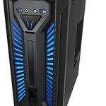Ordinateur de bureau Medion Erazer – Pour jeux vidéos GTX 1050 4GB GDDR5 + 256GB PCIe SSD Noir