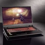NEXOC GB7 727IG 20V1 Ordinateur portable Gaming 16GB RAM / 250GB SSD, 1TB HDD Windows 10 Pro