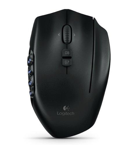 Logitech – 910-003624 – G600 G Science Wins Souris Gaming – 20 Boutons – Noir