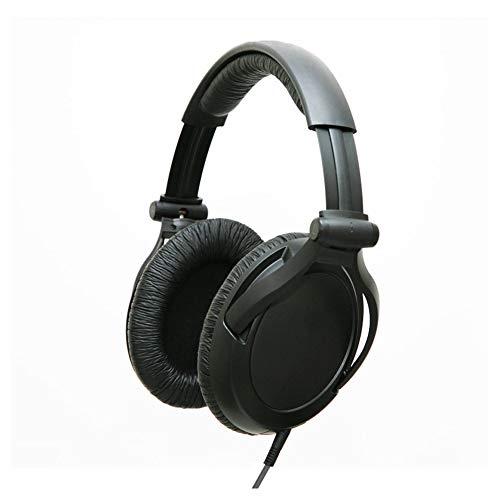 XHN Casque de jeu professionnel avec microphone 3,5 mm avec micro de réduction du bruit pour PS4, Nintendo Switch, Xbox One, PC, ordinateur portable