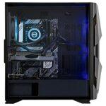 PCSpecialist Prism-X Elite PC Gamer – Intel Core i5-11400 2.60 GHz 6-Core, 16 Go RAM, 6 Go GeForce RTX 2060, 1TB M.2 SSD
