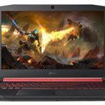 Acer Nitro 5 AN515-42 Gaming Notebook – (AMD Ryzen 5 2500U, 8 Go de RAM, 128 Go SSD + Disque Dur 1 to, AMD Radeon RX 560X 4G, 15,6″ FHD IPS, Noir)