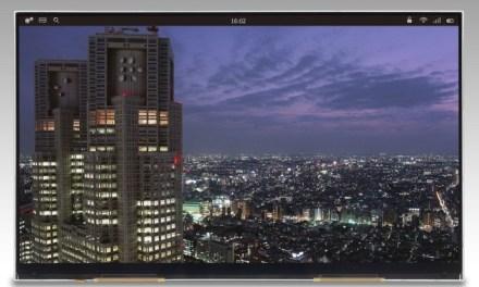 4K-Tablet-Display mit 12,1 Zoll-Diagonale vorgestellt